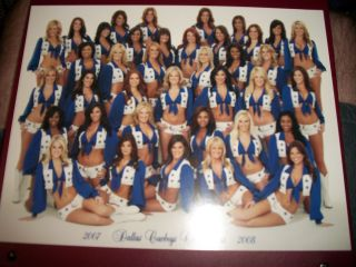 DALLAS COWBOYS CHEERLEADERS Picture Photo DCC hot pic MELISSA RYCROFT