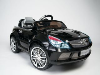 Licensed Ride On Remote Control RC Mercedes Benz Power SL65 AMG Kids