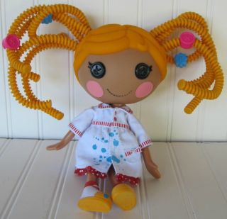 MGA Entertainment Lalaloopsy Large Doll Yellow Silly Hair Spot