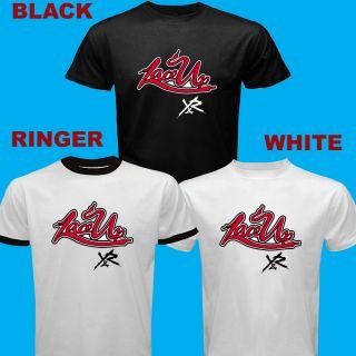 Lace Up MGK Machine Gun Kelly Cleveland Rage Vintage New T Shirt Size
