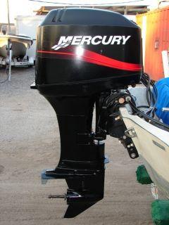 2003 40HP Mercury Used Outboard Motor