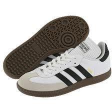 New Adidas Samba Futbol Futsalsala Soccer Shoes Kids Youth US 7K UK 6
