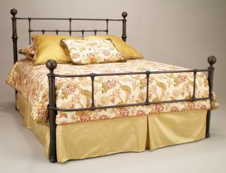 Furniture Repair Parts Iron Bed 1 3 4 Brass Ball B9406