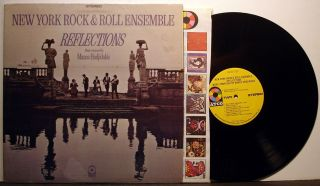 Rock Roll Ensemble Reflections 70 Michael Kamen in Shrink M