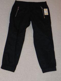 Petites Michael Kors Black Pants Size 6P New
