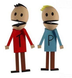 Mezco Toyz South Park Series 4 Action Figure Terrance Phillip