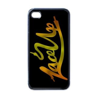 NEW LACE UP MGK Cleveland Mach iPhone 4 CASE BLACK NICE GIFT FOR YOUR