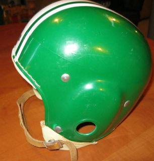 MICHIGAN STATE SPARTANS OLD VINTAGE THROWBACK 1950 MAC GREGOR FOOTBALL