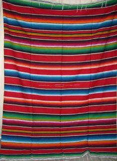 Serape Mexican blanket Hot rod seat cover RAT ROD WINDOW THROW