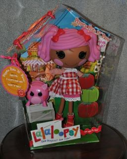 MGA Entertainment Lalaloopsy Pepper Pots N Pans Full Size 12 Inch Doll