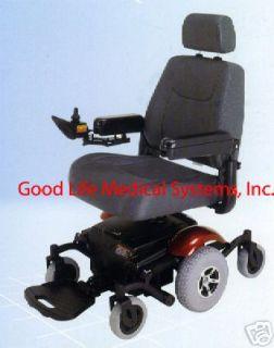 Merits Electric Wheel Chair Power Wheelchair Medical