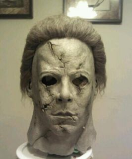 Destroyer V1 Michael Myers Rob Zombie Halloween Latex Mask RZ