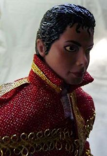 Vintage Michael Jackson Doll Fantastic Condition LJN Toys 1984 w