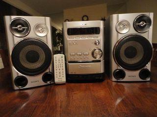 Sony Micro Stereo System HCD HPZ9