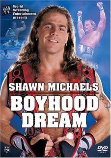 DVD Shawn Michaels Rey Mysterio 619 Mick Foley McMahon Rise Fall ECW