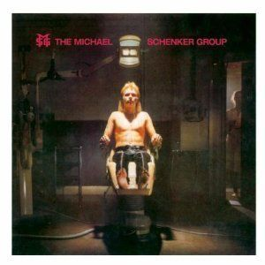 The Michael Schenker Group Self Titled + 8 BONUS Tracks REMASTERED New