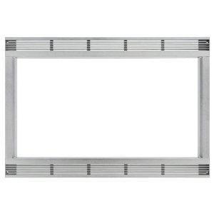 Kenmore 30 in Stainless Steel Microwave Trim Kit 64003