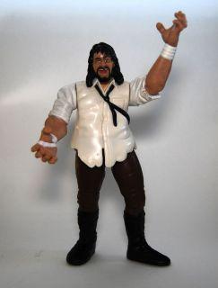 WWF WWE Mankind Mick Foley 1998 Jacks Figure