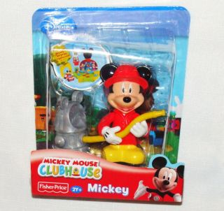 Mickey Mouse Clubhouse Surprise Cake Topper