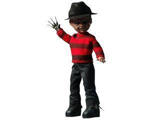 Dolls Nightmare on Elm Street Freddy Krueger Figure Mezco Toys