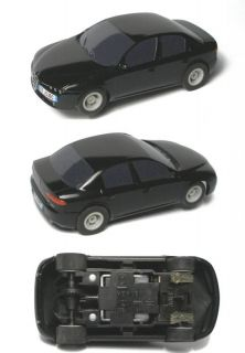 2008 Micro Scalextric Alfa Romeo 159 Slot Car Set Only