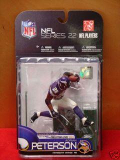McFarlane NFL Minnesota Vikings Adrian Peterson Series 22