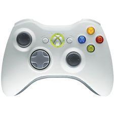 Microsoft Xbox 360 Wireless Controller Original White