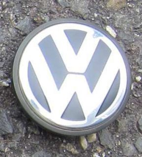 Genuine VW Center Hub Cap Jetta Golf Passat Beetle 02 12 VW 3B7601171