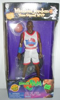 Space Jam Michael Jordan Tune Squad MVP Warner Bros Basketball Special
