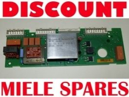 Miele EL200 Electronic Repair Service for Washing Machines W827 878