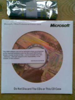 Microsoft Office Professional 2003 Full Version New Pro 2003