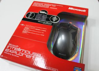 Microsoft IntelliMouse Explorer 3 0 Optical Mouse SEALED Full Package