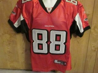 Falcons Tony Gonzalez 88 RBK Home Jersey Get Ready for The Playoffs