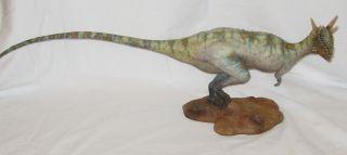 24 Stygimoloch Dinosaur Prehistoric Model Kit Mike Jones Base