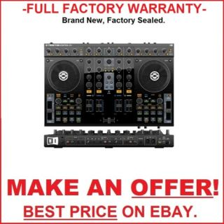 New Native Instruments Traktor S4 MIDI Controller Ni
