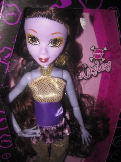 Midnight Magic Doll Kayley for Monster High Custom OOAK Spectra
