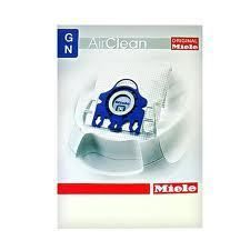Miele Type GN AirClean Vacuum Bags   4 DustBags, 1 Motor Filter, 1 Air