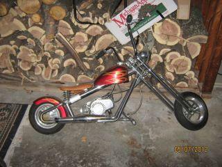 Kikker 5150 Bonesaw Mini Chopper Motorcycle