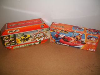 Matchbox Mega Rig Mighty World River Rescue Unit Action Figure
