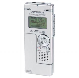 Olympus WS300 256 MB, 1 Hours Handheld Digital Voice Recorder