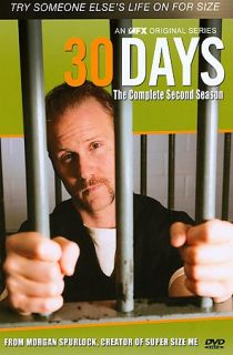30 Days   The Complete Second Season DVD, 2007, 2 Disc Set
