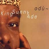 Odu by King Sunny Ade CD, Mar 1998, Atlantic Label