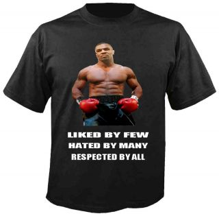 Mike Tyson T Shirt Boxing Mike Ironman Tyson T Shirt