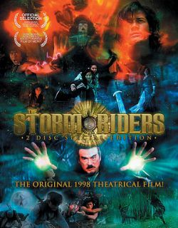 The Storm Riders DVD, 2009, 2 Disc Set