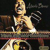 Tributo a la Salsa Colombiana CD DVD by Alberto Barros CD, Nov 2007, 2