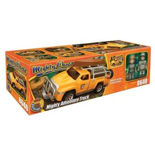 Mighty World Adventure Truck Toy Iplay
