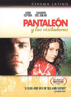 Captain Pantoja and the Special Services DVD, 2003, Cinema Latino Wave