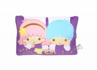 New 2011 Sanrio Little Twin Stars Mini Car Seat Cushion