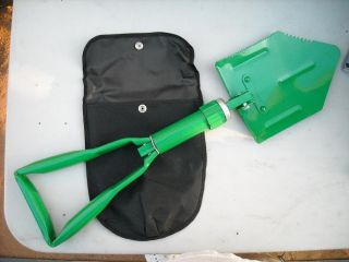 Folding Camp Survival Military Shovel 4x4 Jeep Off Road