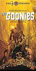 The Goonies VHS, 1997, Clam Shell